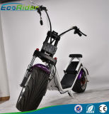 City Road Burshless 1200W Harley Citycoco Electric Scooter EEC