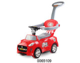 Walker Kids Ride on Baby Car Feel Wheel Plastic Toy (0065109)