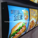 LED Menu Light Box / Restaurant Menu LED Menu Board