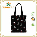 Black Cool Promotional Canvas Beach Wholesale Tote Bags Wholesale