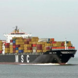 Msc Global Shipping Service to Europe