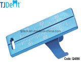 Dental Root Canal Endo Measuring Ruler (Q4898)