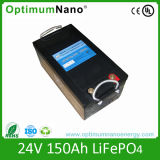 LiFePO4 24V150AH Replace for Lead Acid Battery (LFP24150)