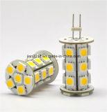 G4 LED 5050 24PCS White 10-30V LED Bulb