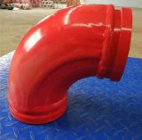 High Quality Seamless Carbon Steel Pipe Elbow with Flange