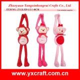Valentine Decoration (ZY13L929-1-2-3) Hanging Love Monkey Gift