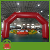 0.6mm PVC Material Inflatable Arch with Blower