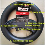 Natural Butyl Rubber Motorcycle Inner Tube with DOT ISO90001 (2.25-19)