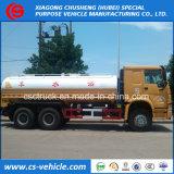 Sinotruck HOWO 6X4 20t Water Tank Truck 20000liters Water Sprinkler Truck