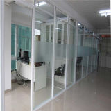 Toughened/Float Frosted/Frosting/Ecid Etched Glass for Partition Wall
