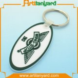 Customized Soft Rubber PVC Keychain