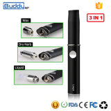 Ibuddy MP Customized 3 in 1 Dry Herb Wax Vaporizer E-Cig