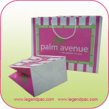White Kraft Paper Bag (LPKR008)