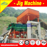 Small Scale Complete Alluvial Tin Processing Line, Complete Alluvial Tin Bebeficiation Line for Alluvial Tin Extraction