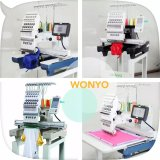 Wonyo Single Head Embroidery Machine with Sequin Function