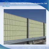 Highway or Railway Noise Barrier, Sound Barrier Wall, Acoustic Barrier