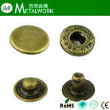 Eco-Friendly Metal Snap Button, Snap Fasteners