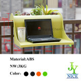 Carry Your Laptop Enjoy Your Working Time in Our ABS Balance Table with Plants