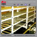 Warehouse Storage Carton Flow Self Slide Display Shelf Rack