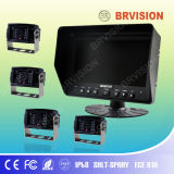 Vehicle Waterproof Monitor with CCD Camera