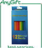 12 PCS Color Pencil Set with Customized Logo