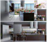 Luxury Stainless Steel kitchen Cabinet