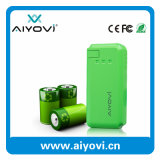 Small Portable Power Bank 5200 mAh with Different Color Design