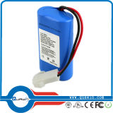 3.7V 4800mAh 18650 Li-ion Rechargeable Battery Pack