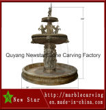 Stone Carving Water Chocolate Fountains for Decoration (NS-230)