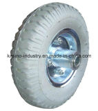 "Manufacturing High Quality Flat Free Wheel 8""X2.50-4"