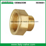 Customized Quality Brass Reducer Coupling /Reducer Socket (AV9027)
