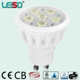 600lm Standard Size Dimmable 6.5W Nichia LED Spotlight