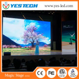 High Contrast Ratio Full Color Indoor P4 LED Display Screen