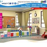 Low Price Plastic Toy Storage Units with Bins (HB-04401)