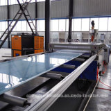PVC Plastic Plate Extrusion Machine Line for Advertising Board