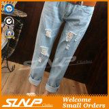 Women Ripped Jeans Pant Denim Pant Summer Trousers