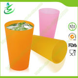 450ml BPA Free Cheap PP Plastic Cup for Cold or Hot Water