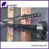 Plastic Recycle Machinery Bimetallic Single Screw Barrel