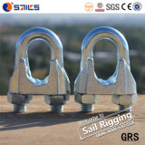 Galvanised Malleable Steel DIN741 Wire Rope Clip