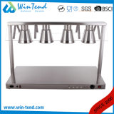 Hot Sale Commercial High Quality Hotel Restaurant Buffet Meat Heat Lamp for Catering