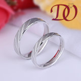 Wholesale Silver Couple Rings Wedding Band Promise Rings
