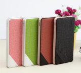 The New 2017 Mobile Power Charging 10000 mAh Cloth Art Power Bank