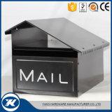 Powder Coated Galvanzied Steel Free Standing Classic Mailbox