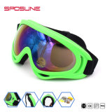Dropshipping TPU Frame Driving Skiing Night Vision Goggles Anti UV400 Eye Protection Outdoor Safety Goggles