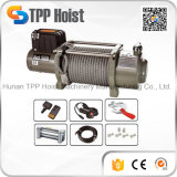 9500lbs Car Winch Mini 12V 24V Electric Winch for Sale