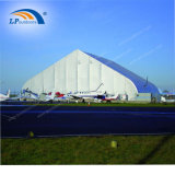 Outdoor Aluminum Curved Structure Marquee Large Aircraft Tent for Sale