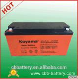 12V 150ah Deep Cycle Solar Gel Battery for Solar Systems