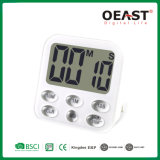 6 Buttons Multifunctional Mini Digital Timer with Time Display