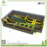 Gymnastic Trampoline Bed Small Customized Trampoline Bed with Net