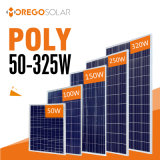 Morego PV Solar Panel Poly 100W 270W 320W with Full Certificate